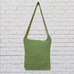Gold Coast Crochet Handbag